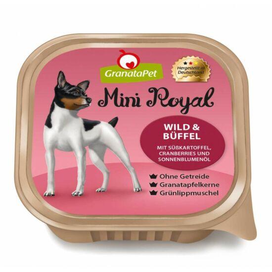 GranataPet Mini Royal vad és bivaly