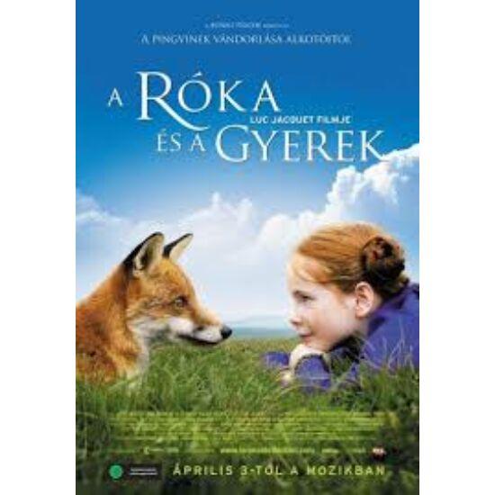 DVD-A róka és a gyerek