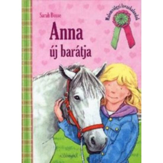 Könyv-Anna új barátja