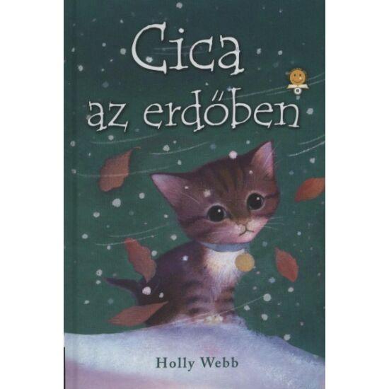 Könyv-Cica az erdőben