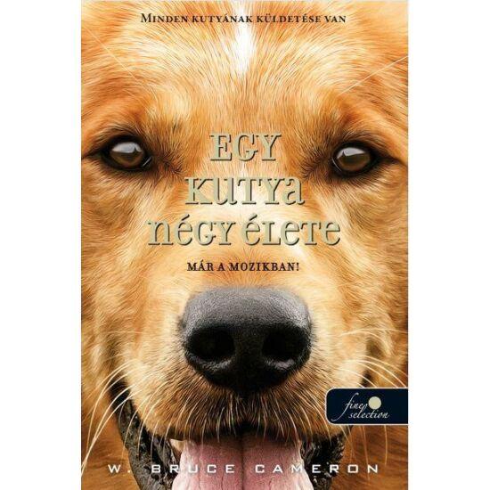 Könyv-Egy kutya négy élete