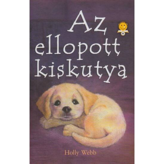 Könyv-Az ellopott kiskutya