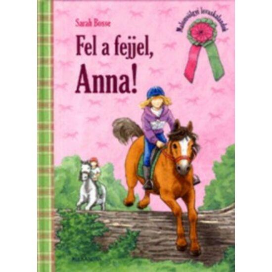Könyv-Fel a fejjel, Anna!