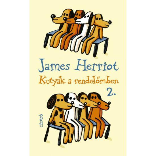 Könyv-Kutyák a rendelőmben 2.