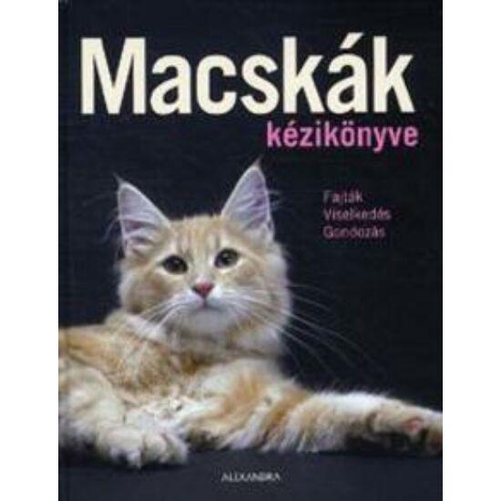 Könyv-Macskák kézikönyve