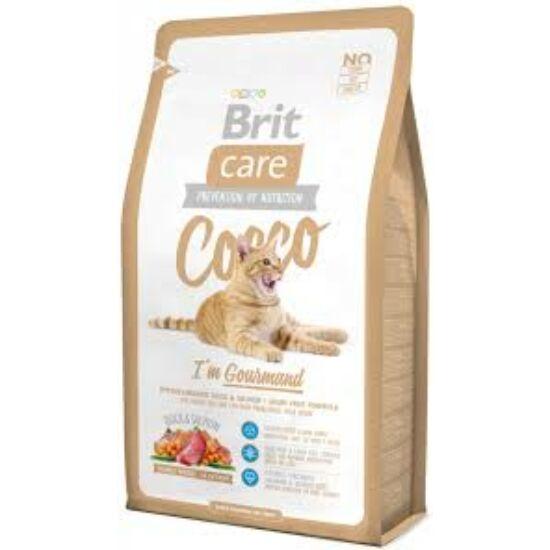 BRIT CARE Cat Cocco I'm Gourmand 2kg