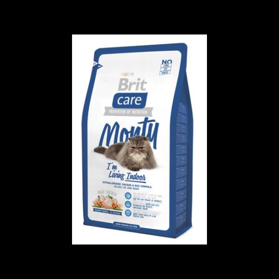 BRIT CARE Cat Monty Living Indoor 7kg