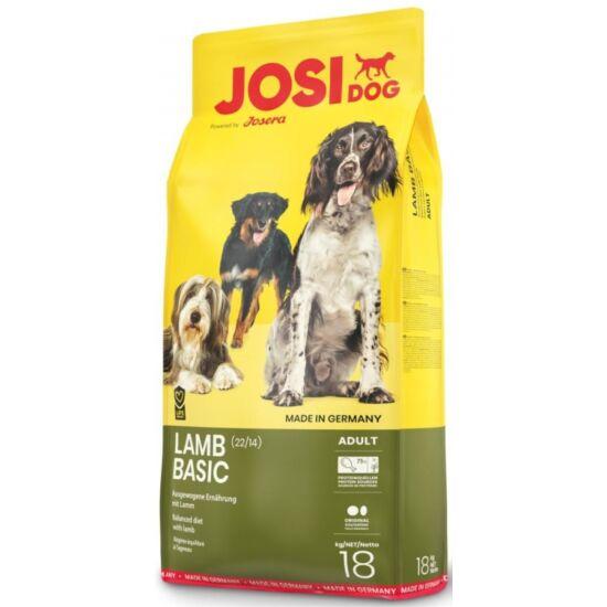 JosiDog Lamb Basic 22/14 18kg