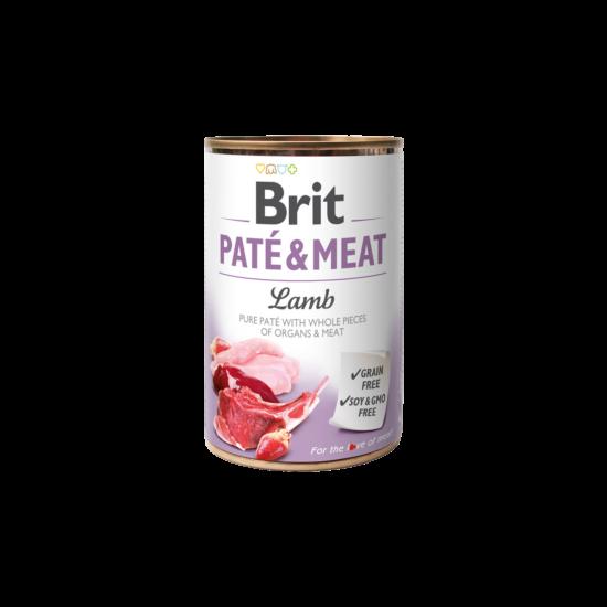 Brit Pate & Meat Lamb 400 g