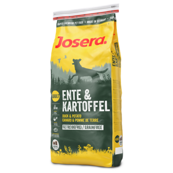 Josera Duck& Potato 2 db 15 kg