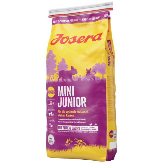 Josera MiniJunior 2 db 15 kg