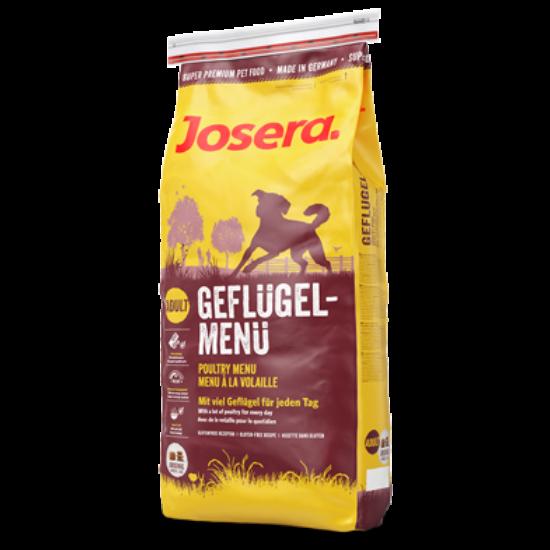 Josera Poultry-Menu 2 db 15kg