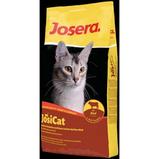 Josera JosiCat Beef 2 db 10 kg