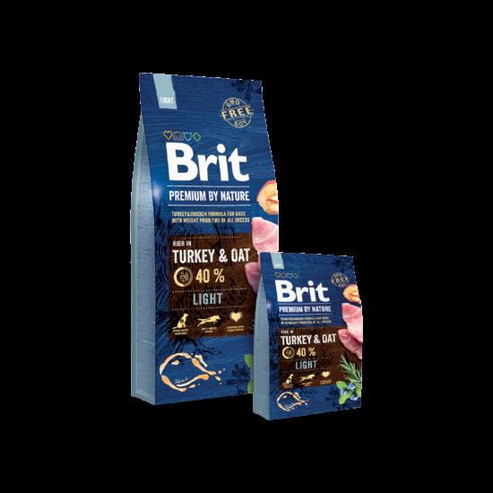 Brit Premium by Nature Light 2db 15kg