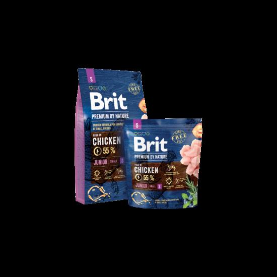 Brit Premium by Nature Small Junior 3kg
