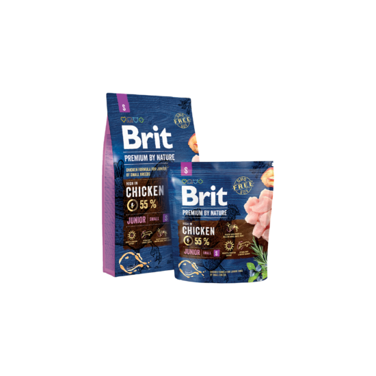 Brit Premium by Nature Small Junior 8kg