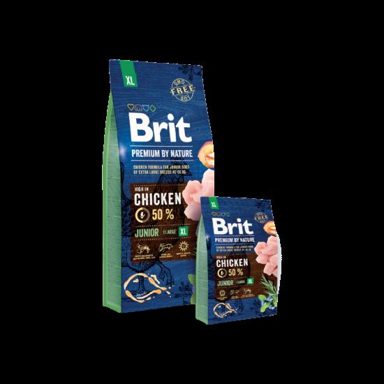 Brit Premium by Nature Extra Large Junior 2db 15kg