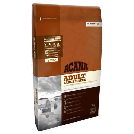 ACANA HERITAGE Adult Large   11,4kg 2db