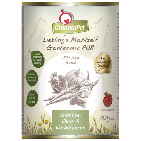 GranataPet Liebling´s Mahlzeit Kerti Mix