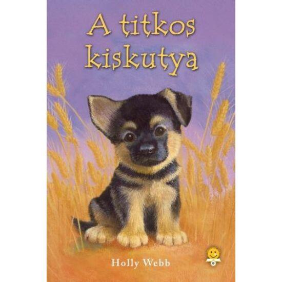 Könyv-A titkos kiskutya