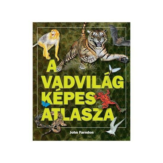 Könyv-A vadvilág képes atlasza