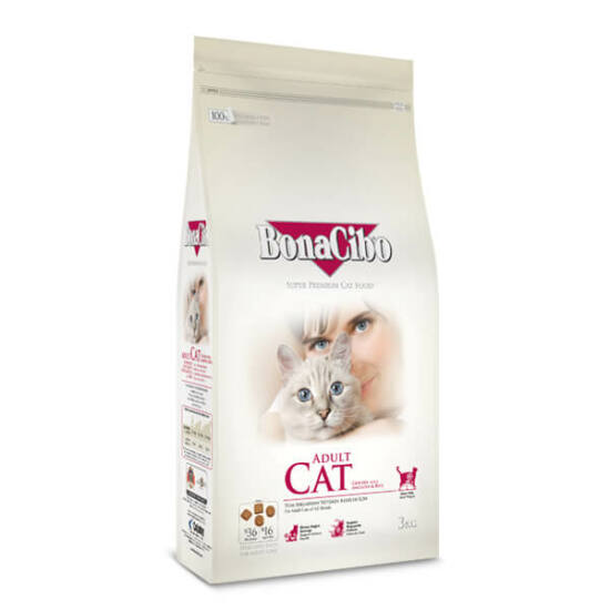 BONACIBO CAT (Chicken&Rice with Anchovy) 5 kg
