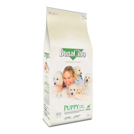 BONACIBO PUPPY (Lamb&Rice) 15 kg