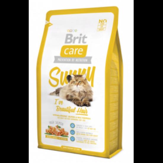 BRIT CARE Cat Sunny Beautiful Hair 2kg