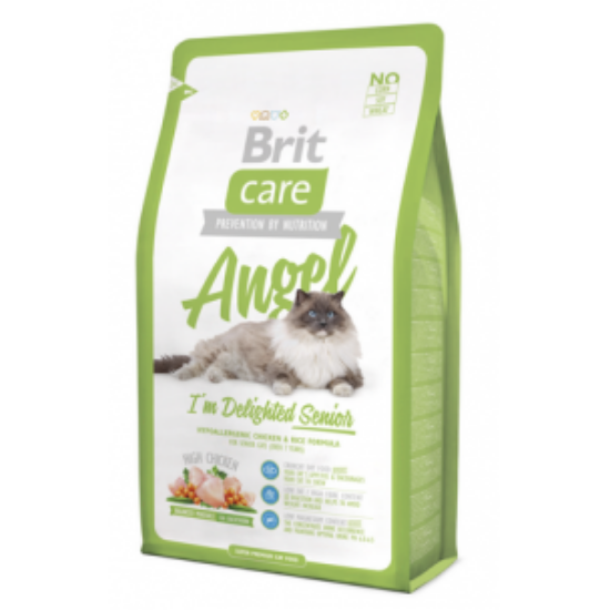 Brit Care Cat Angel I'm Delighted Senior 0,4kg