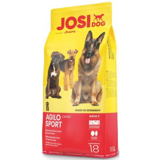 JosiDog Agilo Sport 26/16 18kg