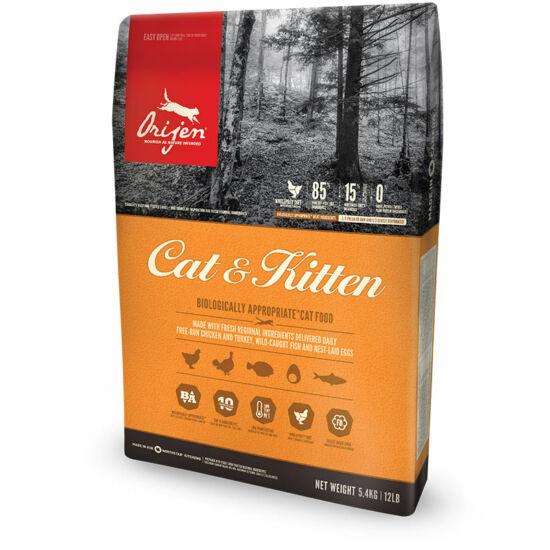 ORIJEN Cat & Kitten 17kg 2db