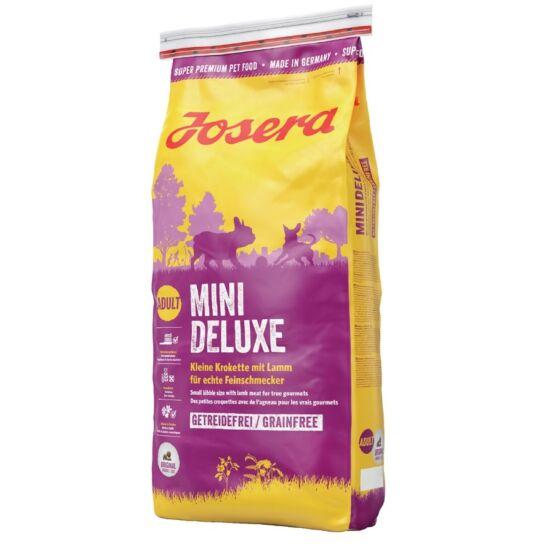 Josera MiniDeluxe 5x0,9kg