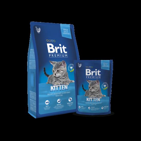 Brit Premium Cat Kitten 0,8kg