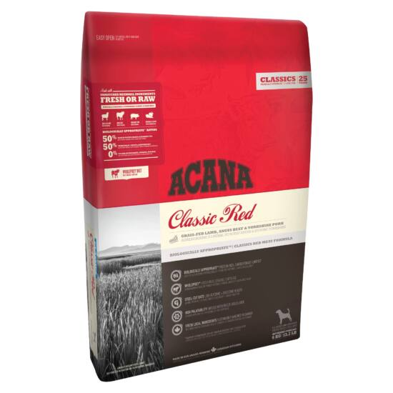 ACANA CLASSIC Red 11,4kg 3db
