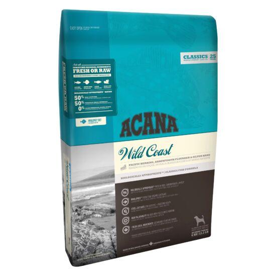 ACANA CLASSIC Wild Coast 17kg 2db