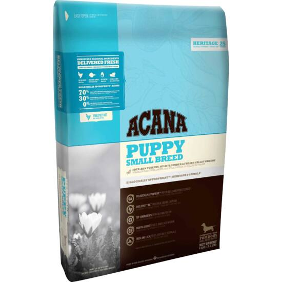 ACANA HERITAGE Puppy Small Breed 0,34kg