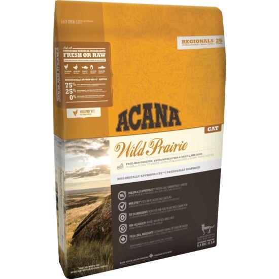 ACANA REGIONAL Wild Prairie Cat 5,4kg