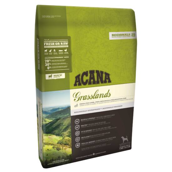 ACANA REGIONAL Grasslands Dog 11,4kg 2db