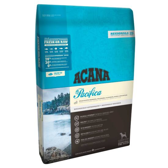 ACANA REGIONAL Pacifica Dog 11,4kg 3db