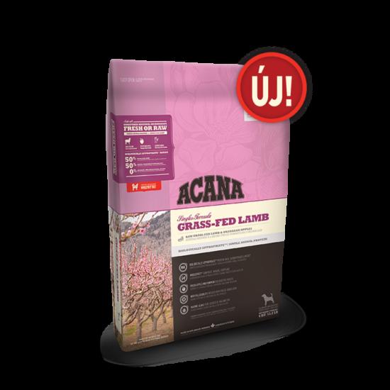 ACANA SINGLE Grass-Fed Lamb 11,4kg 3db