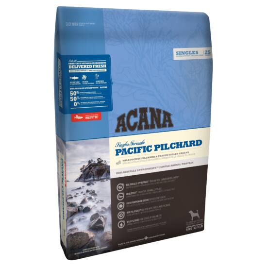 ACANA SINGLE Pacific Pilchard 11,4kg 2db