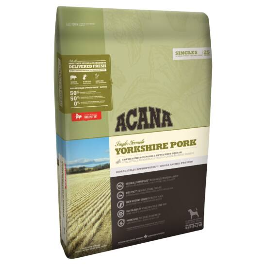 ACANA SINGLE Yorkshire Pork 2kg
