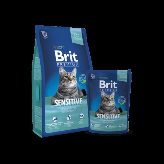 Brit Premium Cat Sensitive 1,5 kg